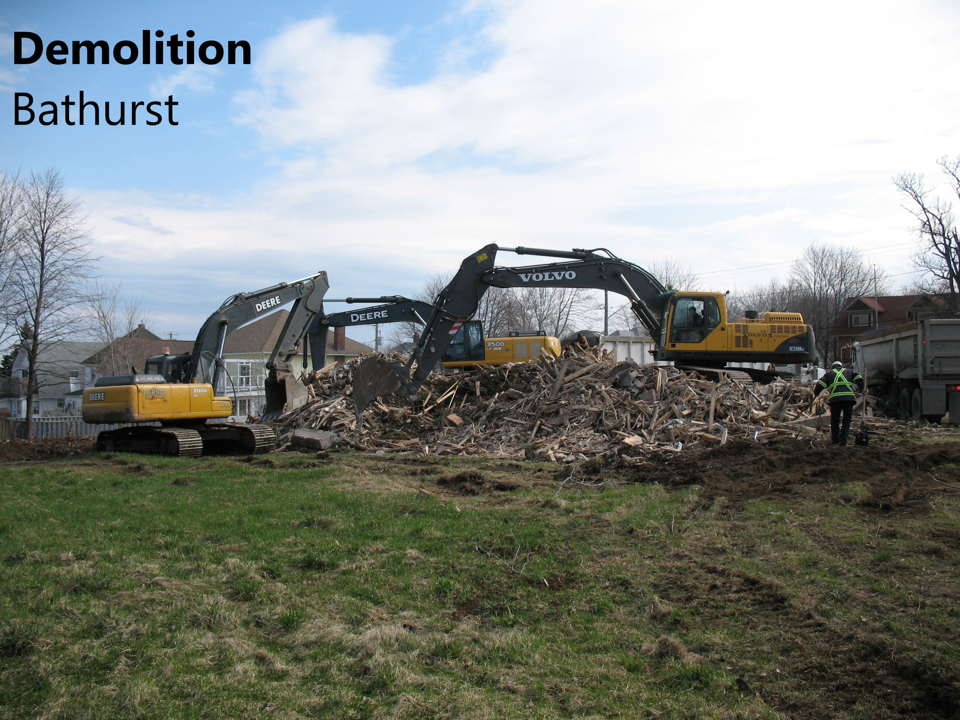 Demolition Building 011