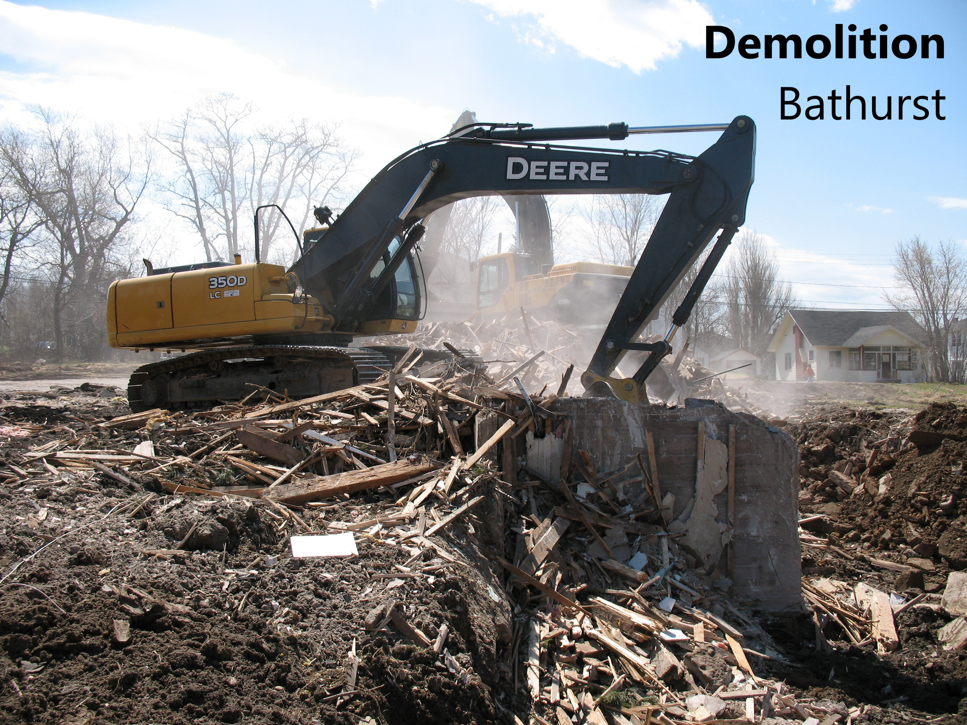 Demolition Building 016